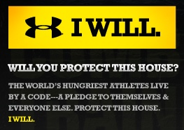 Protect This House! « Backwards And StupidUnder Armour Wallpaper Protect This House