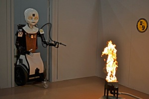Robot Firefighter